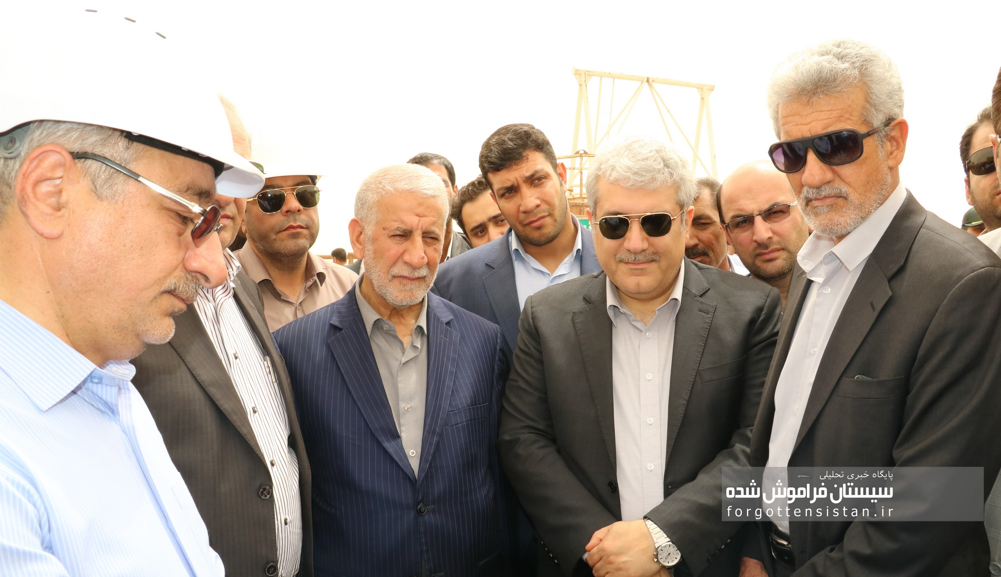 رضا اردکانیان:یک مورد آب ژرف در زابل داریم که مطالعه برای شناسایی آن توسط پیمانکار ایرانی در حال انجام است