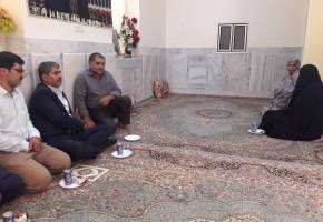حجاج ایثارگر سفیران فرهنگ ایثار و شهادتند