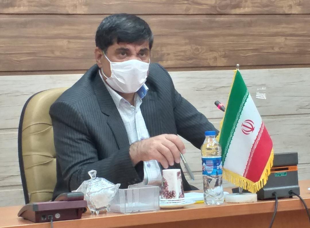 نشست خبری فرماندار زابل با اصحاب رسانه بمناسبت روز خبرنگار