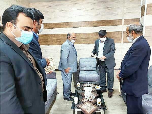 آقای محمد میر رییس اداره فرهنگ و ارشاد اسلامی شهرستان زابل شد.