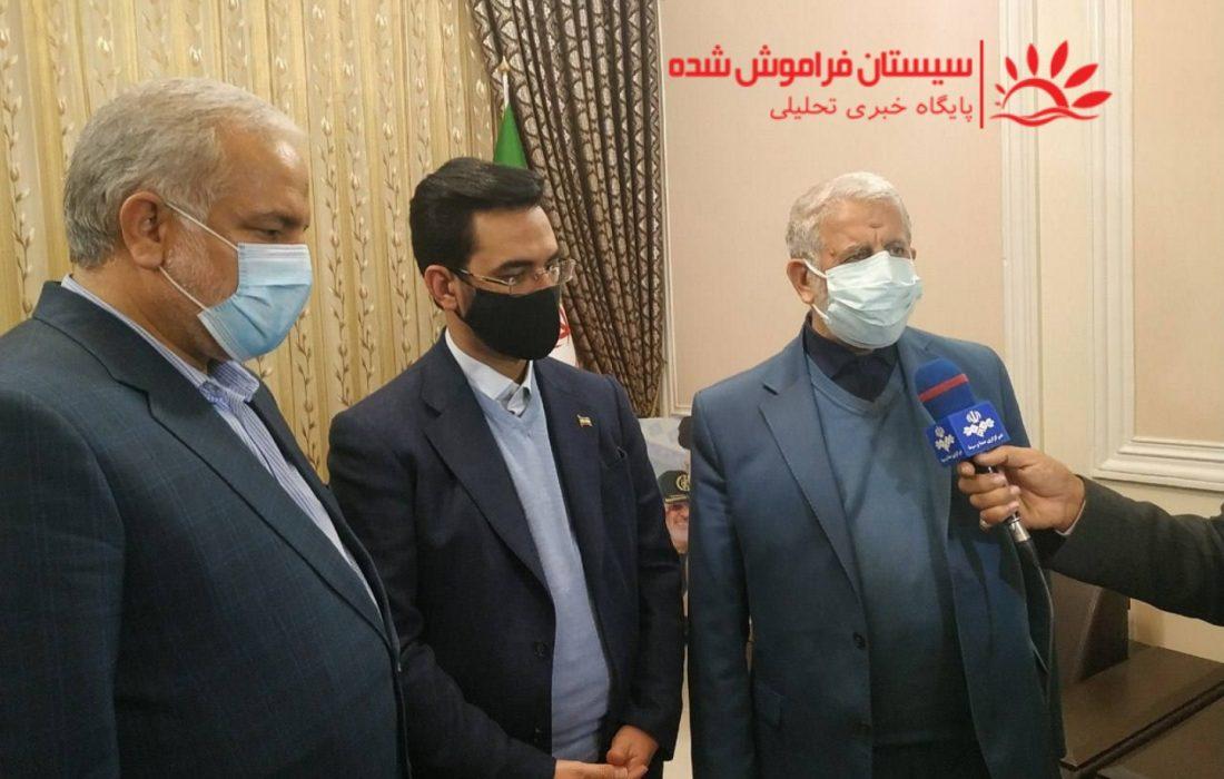 با سوال ملی دکتر دهمرده درخصوص مشکلات ارتباطی استان، وزیر شخصا وارد عمل شد