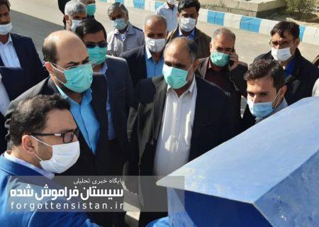 بازدید دادستان های حوزه سیستان از طرح آبرسانی ۴۶هزارهکتاری دشت سیستان / مشخص شدن سازمان بهره بردار طرح باید مطالبه عمومی شود
