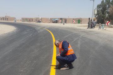 بهرهبرداری از ۱۱ پروژه راهداری و حمل و نقل جادهای سیستان و بلوچستان در هفته دولت