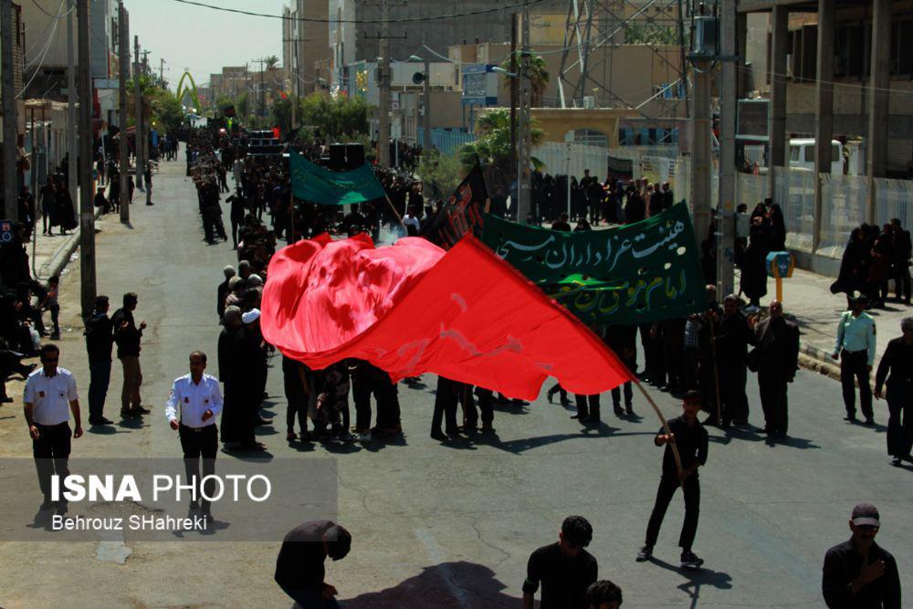 شور حسینی در سراسر سیستان و بلوچستان