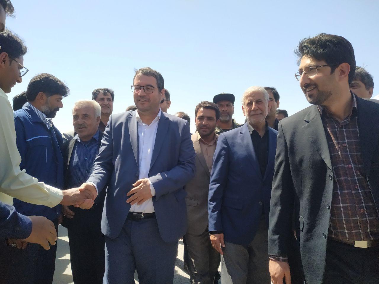 گزارش تصویری سفر وزیر صمت به سیستان