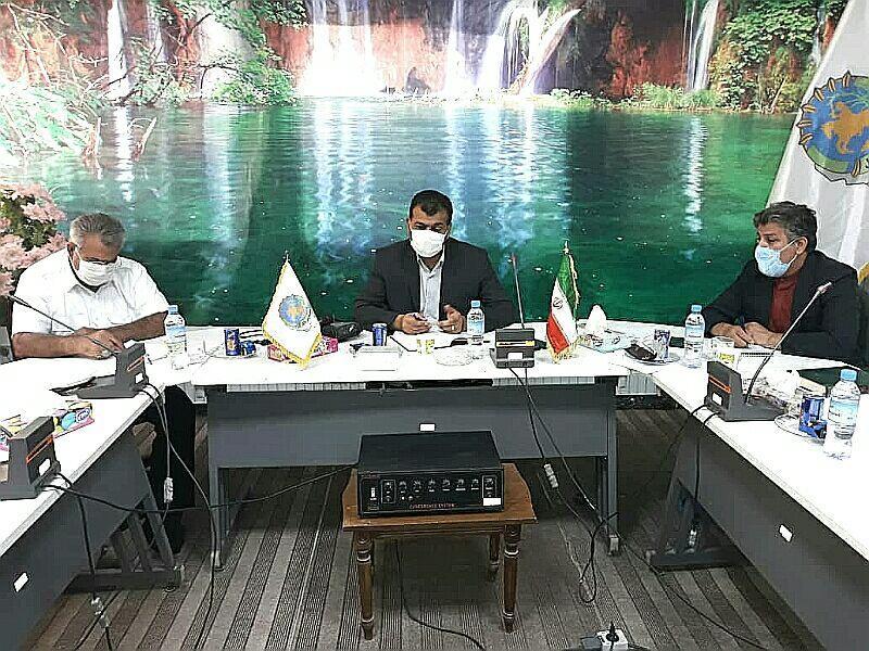 گزارش شهردار و رییس شورای شهر زابل در نشست خبری به مناسبت روز خبرنگار