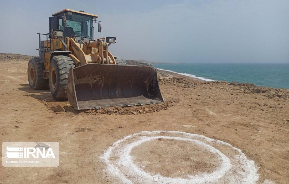 آغاز طرح انتقال آب از دریای عمان به زاهدان و زابل