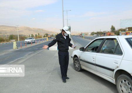 تردد بین شهرهای سیستان و بلوچستان ممنوع است